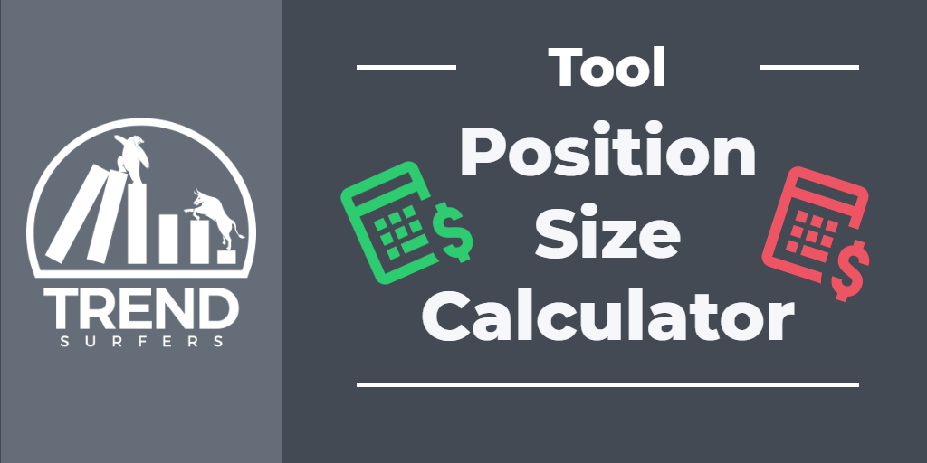 Position Size calculator for crypto